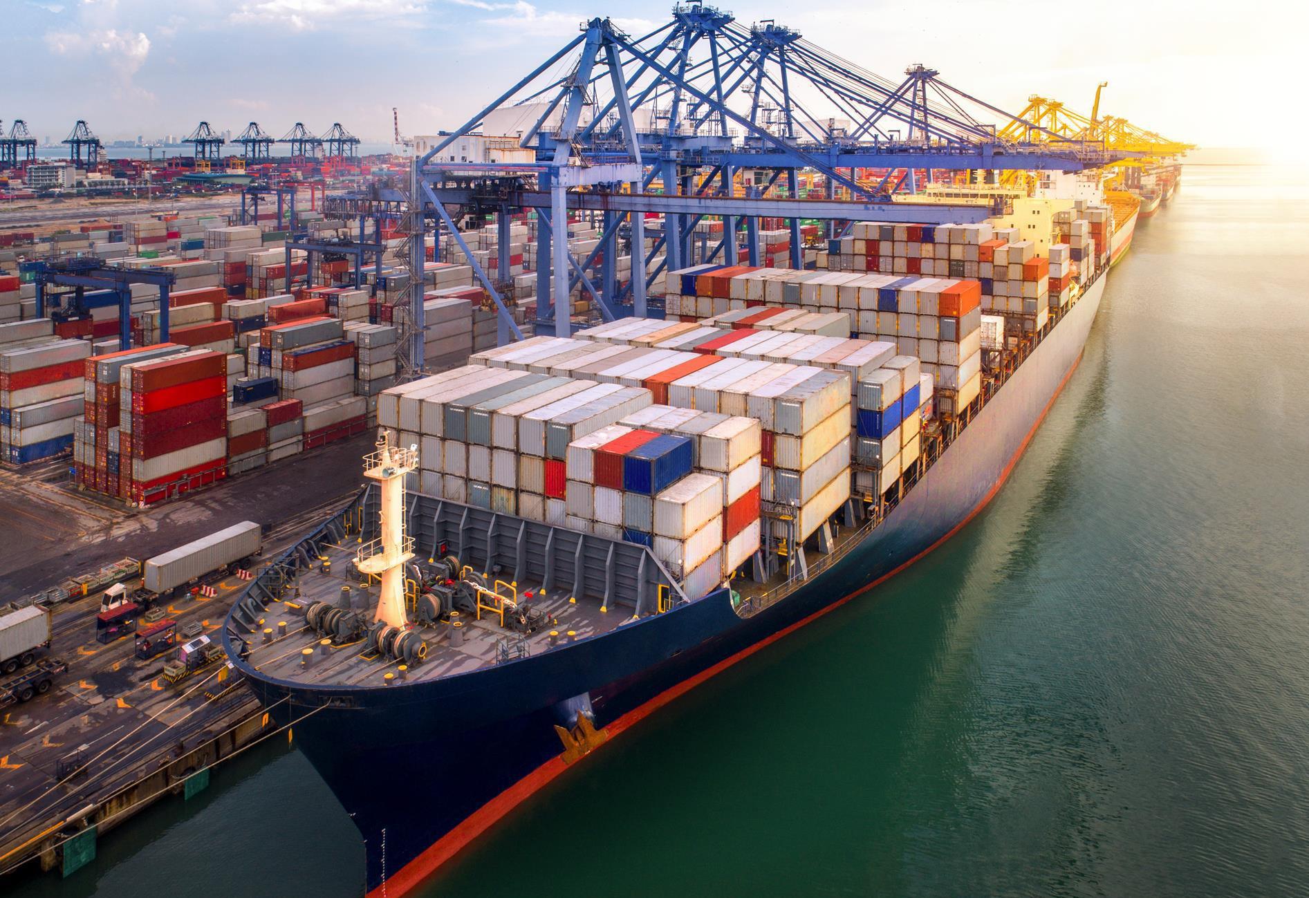 Как происходит морская доставка из Китая