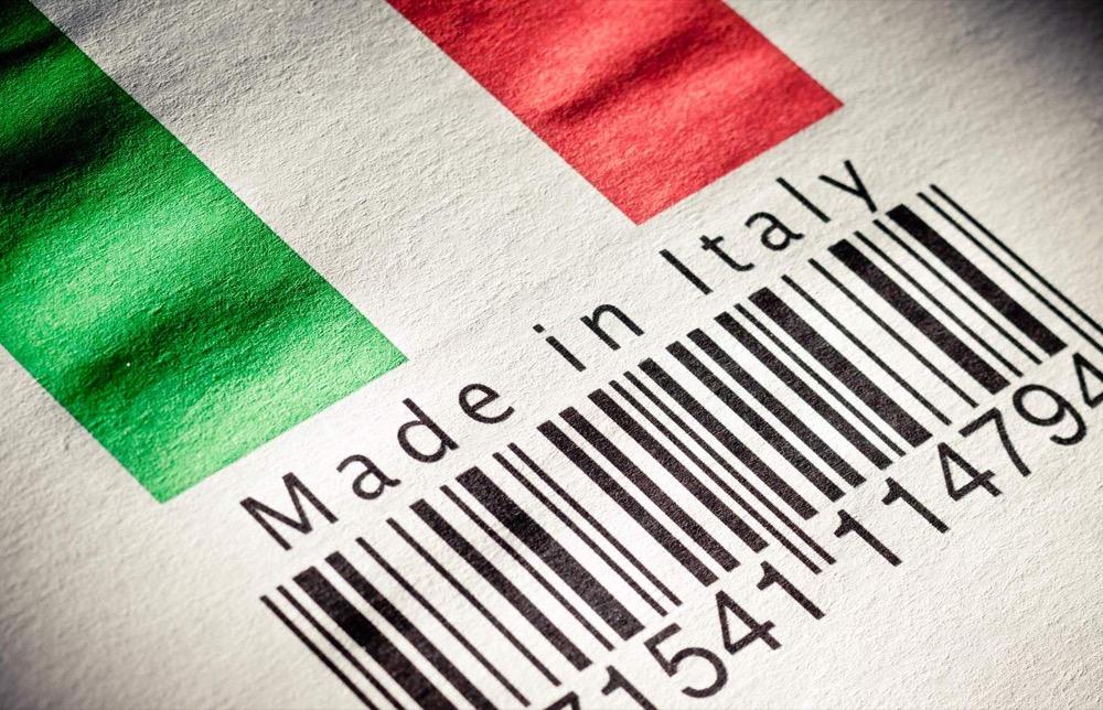 Доставка з Італії: групи товарів