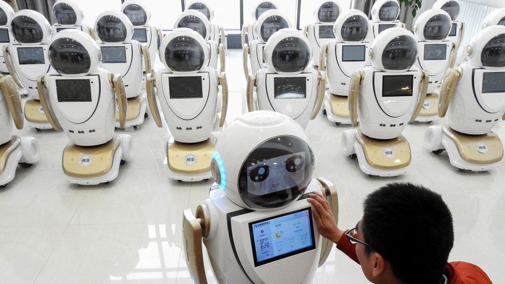 Как «сделано в Китае» становится «разработано в Китае»